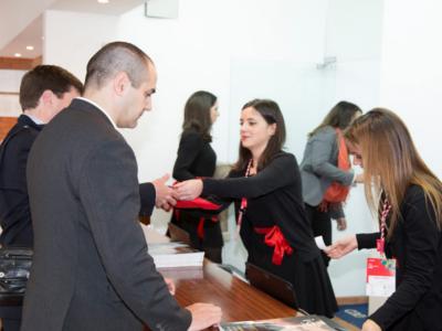 Evento PHC Open Minds 2016 - Gestão de check-in