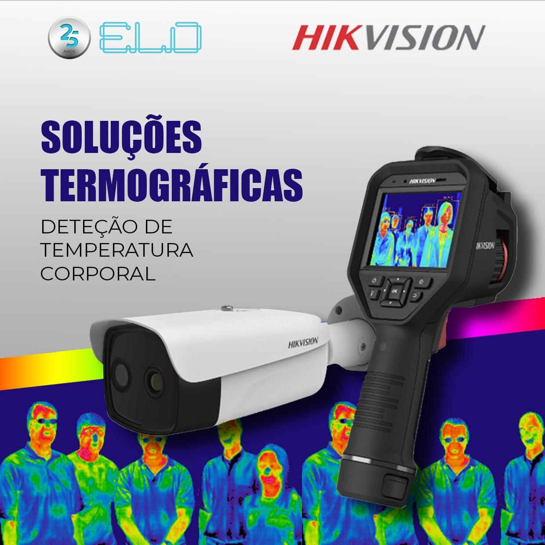 Soluções Termográficas para Deteção de Temperatura Corporal