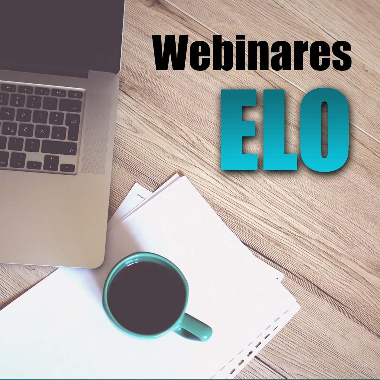 Academia ELO disponibiliza Webinares!