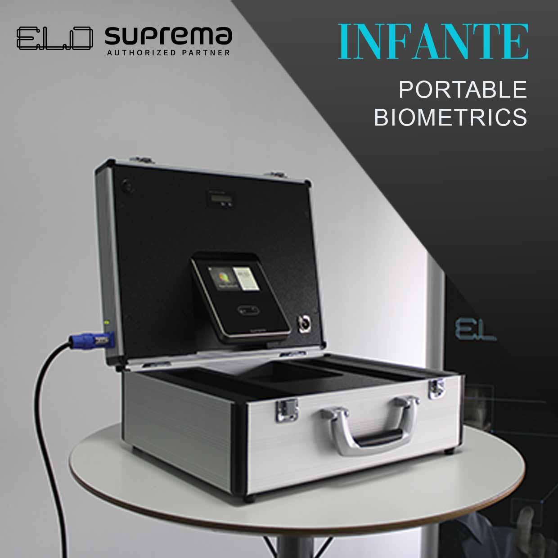 INFANTE Portable Biometrics