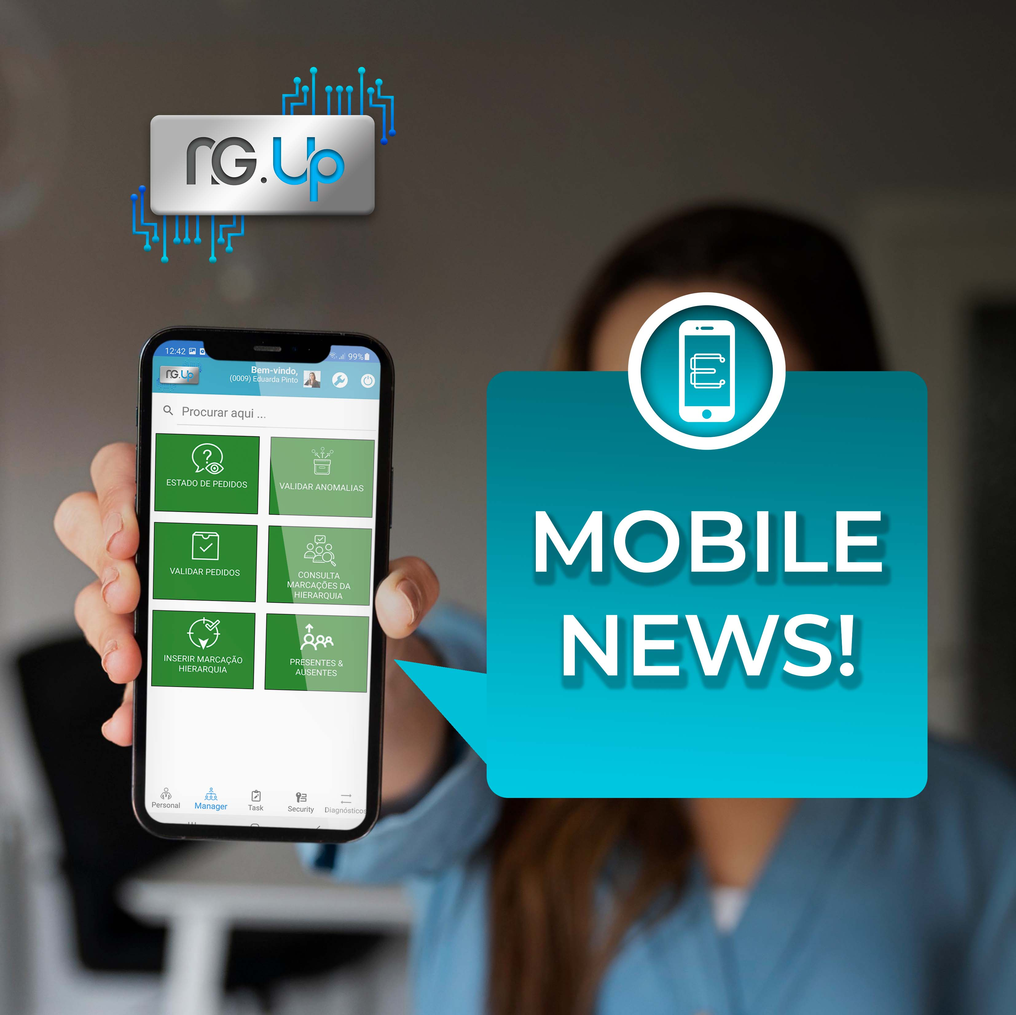 Mobile – New features